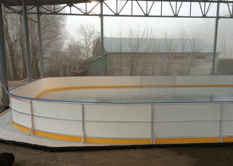 lodowisko 420m2